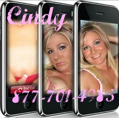 Blonde phone sex