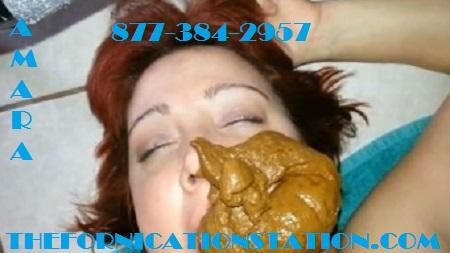 Scat phone sex
