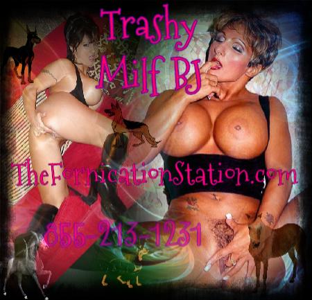 Trashy Milf