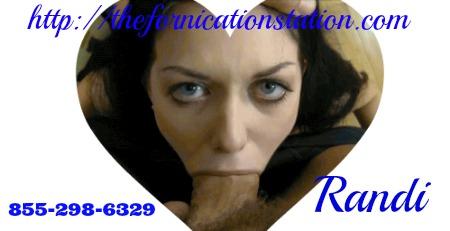 White trash phone sex Randi
