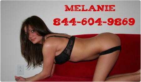 gangbang whore Melanie