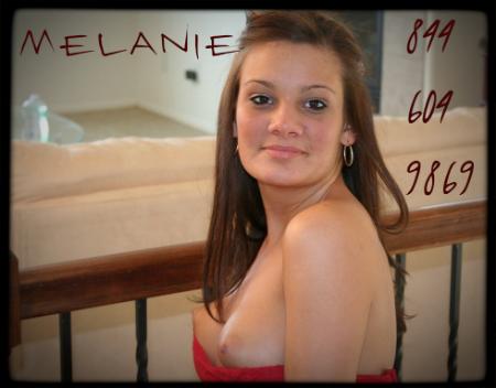 phone sex line Melanie