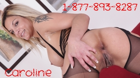 phone sex line caroline