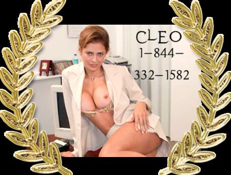 phone sex line cleo