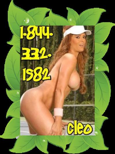 phone sex line cleo2